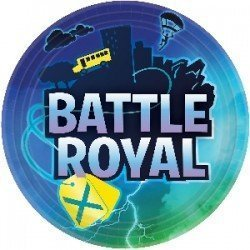 Platos Battle Royal de 23cm (8)