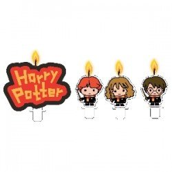Velas Harry Potter (4)