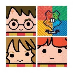 Servilletas Harry Potter 33x33 (16)