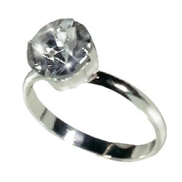 ✅Anillos de Boda (12)Diamante por solo 4,70€ en Masfiesta.es. Venta de Artículos de fiesta y decoración