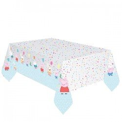 Mantel Peppa Pig Party de 180x110cm