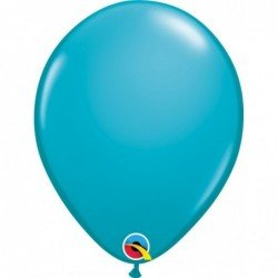 Globos color Tropical Teal 100 und